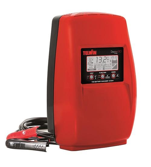 Cargador de baterias doctor charge 130